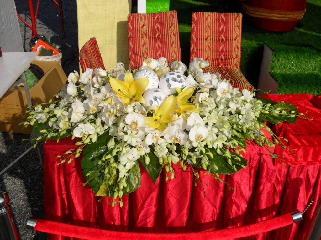 Những mẫu hoa hội nghị đẹp