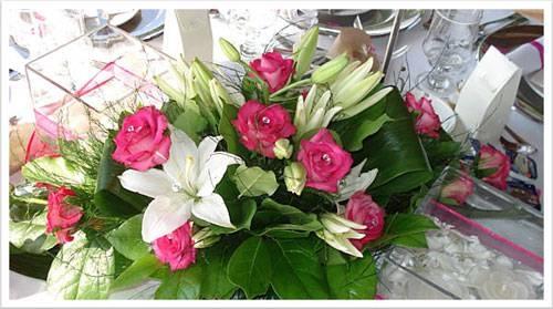 Mẫu hoa hội nghị đẹp, hiện đại