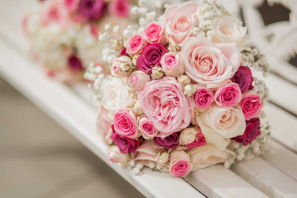 Hoa cưới đẹp nhẹ nhàng thanh lịch